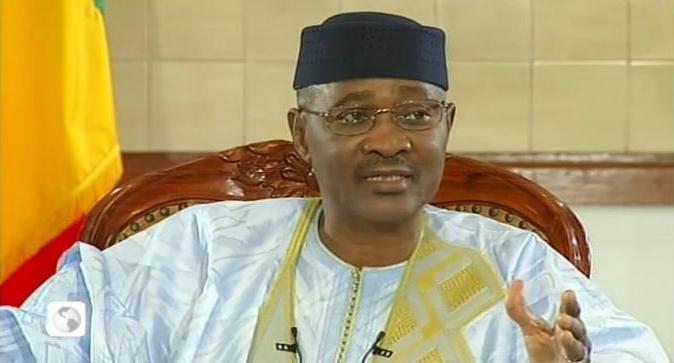 L'ancien président du Mali. Credit photo: mali-actu