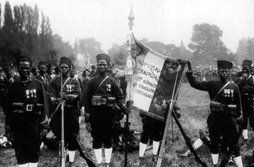 Article : D-Day 6 juin 1944 – 6 juin 2014: l'Afrique oubliée en Normandie