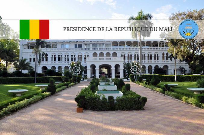 Présidence de la République du Mali, Crédit: google.com