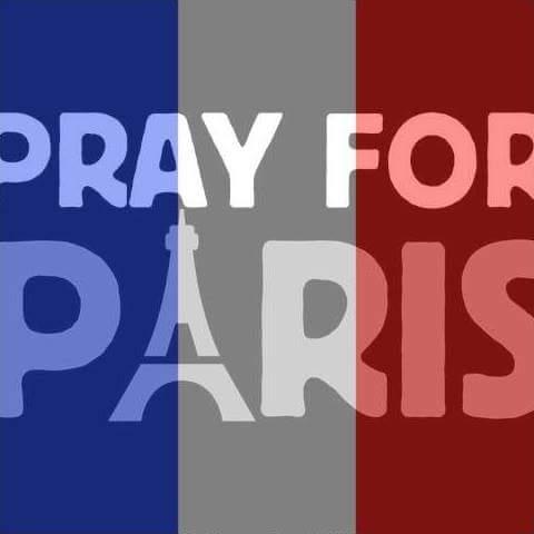 Profile en Bleu Blanc Rouge proposé par Facebook en guise de soutien pour la France après les attentats du 13 novembre 2015. Crédit: facebook