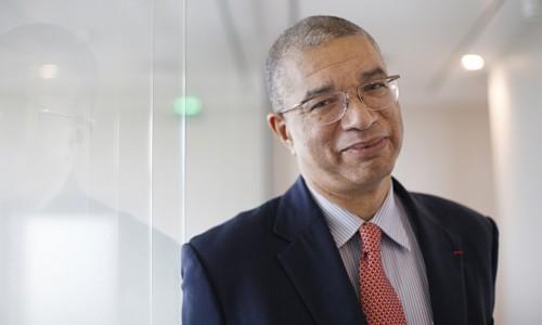 Lionel Zinsou, l'actuel premier ministre du Bénin. Crédit photo: thegardian.com
