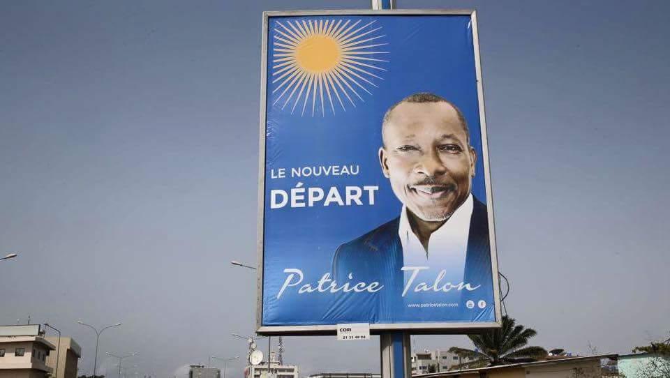Président Patrice Talon,  crédit photo: facebook.com