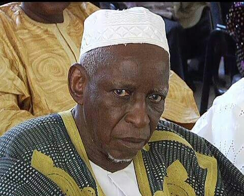 Amadou Seydou Traore dit Amadou djicoroni. Crédit Photo: Facebook